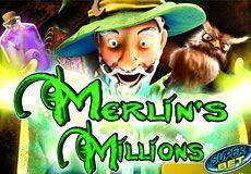 Merlin's Millions Slots (Microgaming) slot (Microgaming)