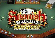 Spanish 21 Blackjack Gold Table (Microgaming) table (Microgaming)