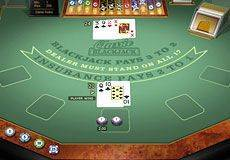 Multi Hand Classic Blackjack Gold Table (Microgaming) table (Microgaming)