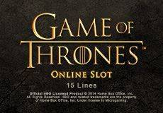 Game of Thrones 15 Lines Slots (Microgaming) slot (Microgaming)