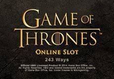Game of Thrones 243 ways Slots (Microgaming) slot (Microgaming)