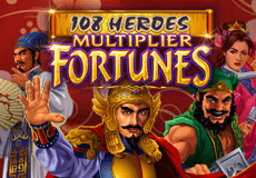 108 Heroes Multiplier Video Slot (Microgaming) slot (Microgaming)