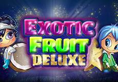 Exotic Fruit Deluxe Slots (Booming Games) slot (Booming Games)