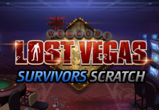 Lost Vegas Survivors Scratch Game (Microgaming) arcade (Microgaming)