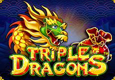 Triple Dragons™ Slot (Pragmatic Play) slot (Pragmatic Play)