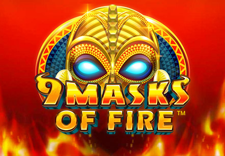 9 Masks Of Fire Slot (Microgaming) slot (Microgaming)