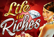 Life of Riches Slots (Microgaming) slot (Microgaming)